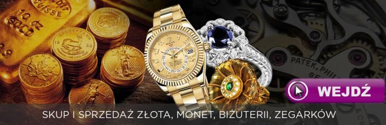 skup zegarków online