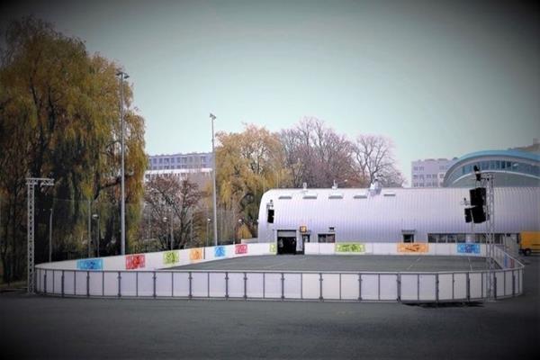 Staruje lodowisko Milenium w Kołobrzegu